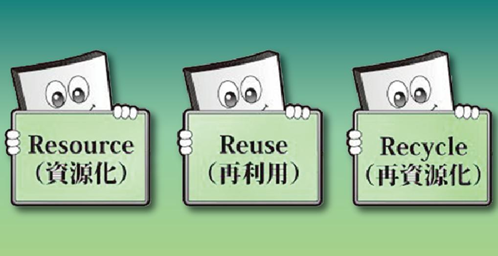 リサイクル理念イメージ